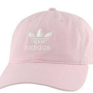 Baby Pink Adidas Hat